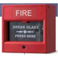 Nút nhấn khẩn vuông lắp nổi HORING AH-0217-NOI