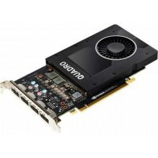 Cạc màn hình máy vi tính NVIDIA Quadro P2000 5GB Graphics P/N 1ME41AA