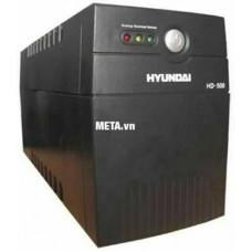 Bộ lưu điện Offline HYUNDAI HD 500F (500VA/300W) -NEW