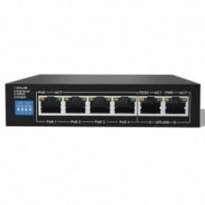 Bộ chia mạng kèm nguồn POE 4 cổng IZifi IS-U4F2F