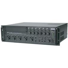 Tăng âm chọn 6 vùng 600w hiệu JD-Media JDM model ZA-6600