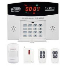 Hệ thống báo trộm không dây GUARDSMAN GS-6200