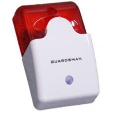 Còi có đèn flash Guardsman GS-S02 ( có dây )