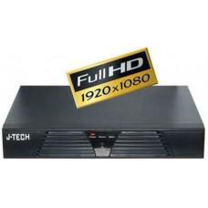 Đầu ghi IP J-Tech HD2016 ( 2xSata / H.264+ )
