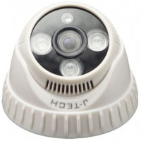 Camera Dome hiệu J-Tech HD3206B0 ( 2MP/H.265+ , Tiết kiệm ~80% HDD )