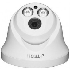 Camera Dome hiệu J-Tech HD3320B0 ( 2MP/H.265+ , Tiết kiệm ~80% HDD )