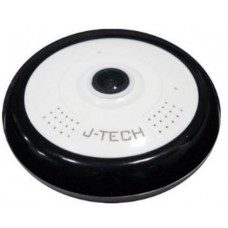 Camera IP Wifi hiệu J-Tech HD6115W (1.3MP/H.264+ , chế độ ghi Panorama 360o)