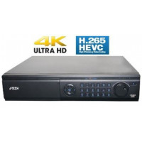 Đầu ghi IP J-Tech HD6164 ( 4K / H265 / 8Sata)