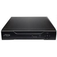 Đầu ghi hỗn hợp J-Tech HYD4308 ( 8CHx4MP / H.264+ )