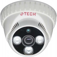 Camera Dome ( Chưa có adaptor ) J-Tech AHD3206E (5MP / Human Detect / Face ID)