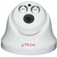 Camera Dome ( Chưa có adaptor ) J-Tech AHD3320E (5MP / Human Detect / Face ID)