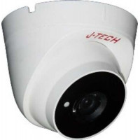 Camera Dome ( Chưa có adaptor ) J-Tech AHD5278E (5MP / Human Detect / Face ID)