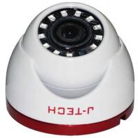 Camera Dome ( Chưa có adaptor ) J-Tech AHD5280E (5MP / Human Detect / Face ID)