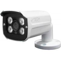 Camera thân ( Chưa adaptor và chân đế ) J-Tech AHD5723E (5MP / Human Detect / Face ID)