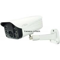 Camera IP thân ( chưa có Adaptor và chân đế ) J-Tech AI8205CS (3MP/Human Detect / Face ID / Smart Led+Loa)