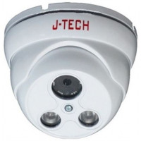 Camera IP - Dome ( chưa có Adaptor ) J-Tech HD3300C0 ( 3MP/H.265+ , Tiết kiệm ~80% HDD )