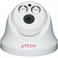 Camera IP - Dome ( chưa có Adaptor ) J-Tech HD3320C0 ( 3MP/H.265+ , Tiết kiệm ~80% HDD )