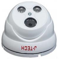 Camera IP - Dome ( chưa có Adaptor ) J-Tech HD3400C0 ( 3MP/H.265+ , Tiết kiệm ~80% HDD )