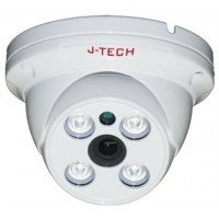 Camera IP - Dome ( chưa có Adaptor ) J-Tech HD5130C0 ( 3MP/H.265+ , Tiết kiệm ~80% HDD )