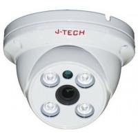 Camera IP - Dome ( chưa có Adaptor ) J-Tech HD5130C0 ( 3MP/H.265+ , Tiết kiệm ~80% HDD )
