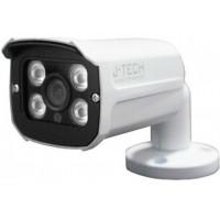 Camera IP - Thân ( chưa có Adaptor và chân đế ) J-Tech HD5703C0 ( 3MP/H.265+ , Tiết kiệm ~80% HDD )