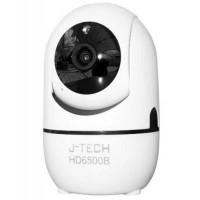 Camera WIFI - xoay ( bảo hành 24 tháng ) J-Tech  HD6500B ( Wifi 2MP/H.265X )