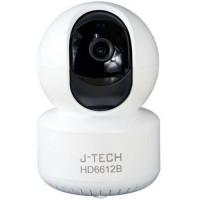Camera WIFI - xoay ( bảo hành 24 tháng ) J-Tech HD6611B ( Wifi 2MP/H.265X )