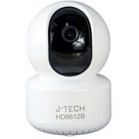 Camera WIFI - xoay ( bảo hành 24 tháng ) J-Tech HD6612B ( Wifi 2MP/H.265X )