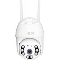 Camera WIFI - xoay ( bảo hành 24 tháng ) J-Tech HD6715B ( Wifi 2MP/H.265X )
