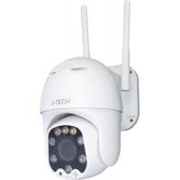 Camera WIFI - xoay ( bảo hành 24 tháng ) J-Tech HD6718B ( Wifi 2MP/H.265X )
