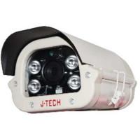 Camera IP J-Tech có đèn Led sáng trắng màu 24/7 SHD5119L