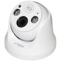 Camera IP Dome J-Tech SHD5283L (3MP / Human Detect / Led sáng)