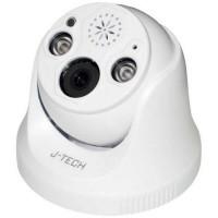 Camera IP Dome ( chưa có Adaptor ) J-Tech SHD5285E0 (5MP / Human Detect / Face ID)