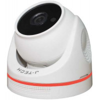 Camera IP Dome ( chưa có Adaptor ) J-Tech SHD5290CS (3MP / Human Detect / Face ID / Loa)