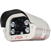 Camera IP Thân J-Tech SHDP5119E0 (Poe / 5MP / H.265+ / Human Detect )