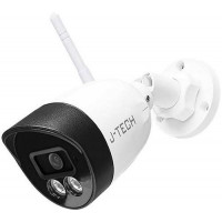 Camera IP Wifi- Chưa Adaptor Và Chân Đế J-Tech UHD5723W6 ( WIFI / 5.0MP / H.265X )
