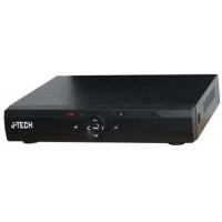 Đầu Ghi (Công Nghệ Hydrid) Dùng Cho Camera Ahd/Tvi/Cvi/Ip J-Tech UHD8216 (Face ID/Human Detect/HDMI 2K/H.265++)