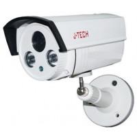 Camera IP Thân hiệu J-Tech SHDP5600E (Poe , 5MP/H.265+ , Tiết kiệm ~80% HDD )