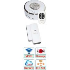 Hệ thống báo trộm WIFI Shuji SJ-A200 (+Door)