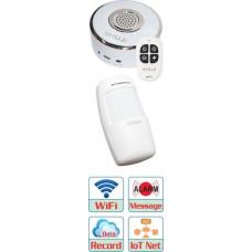 Hệ thống báo trộm WIFI Shuji SJ-A200 (+PIR)