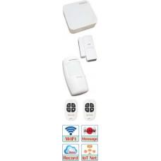 Hệ thống báo trộm Shuji SJ-A300 ( Wifi 2.4GHz )