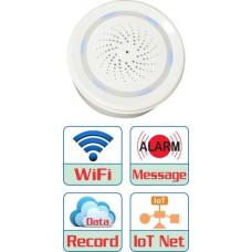 Còi báo động Shuji SJ-S103 (Wifi 2.4GHz)