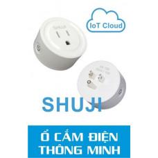 Ổ cắm điện thông minh SHUJI SK-106 (Wifi 2.4GHz)