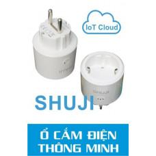 Ổ cắm điện thông minh SHUJI SK-108 (Wifi 2.4GHz)