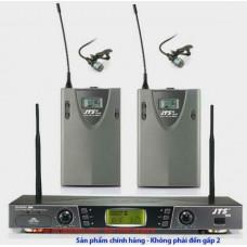 Bộ micro không dây cài áo (2 mic) hiệu JTS IN-264TB& CM-501+IN-264R