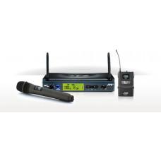 Bộ micro không dây cài áo (1 mic) hiệu JTS IN-64TB& CM-501+IN-64R