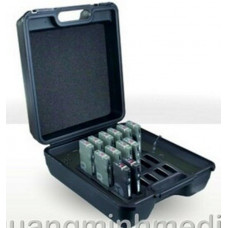 Bộ xạc pin (bộ 10 ổ) hiệu JTS TG-10CH18