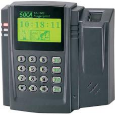 Hệ thống kiểm soát truy cập bằng vân tay  Soca SF-1000 SF-1000