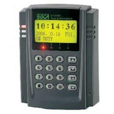 Hệ thống chấm công và truy cập cữa  Soca ST-6000 ST-6000