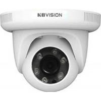 Camera IP 4MP dạng trụ hồng ngoại 20m Kbvision model KAS-402S